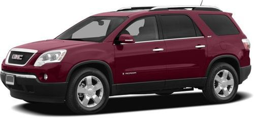 2007 gmc acadia recalls. Black Bedroom Furniture Sets. Home Design Ideas
