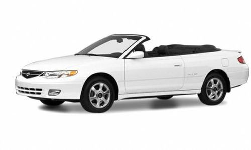 2001 toyota camry solara recalls. Black Bedroom Furniture Sets. Home Design Ideas