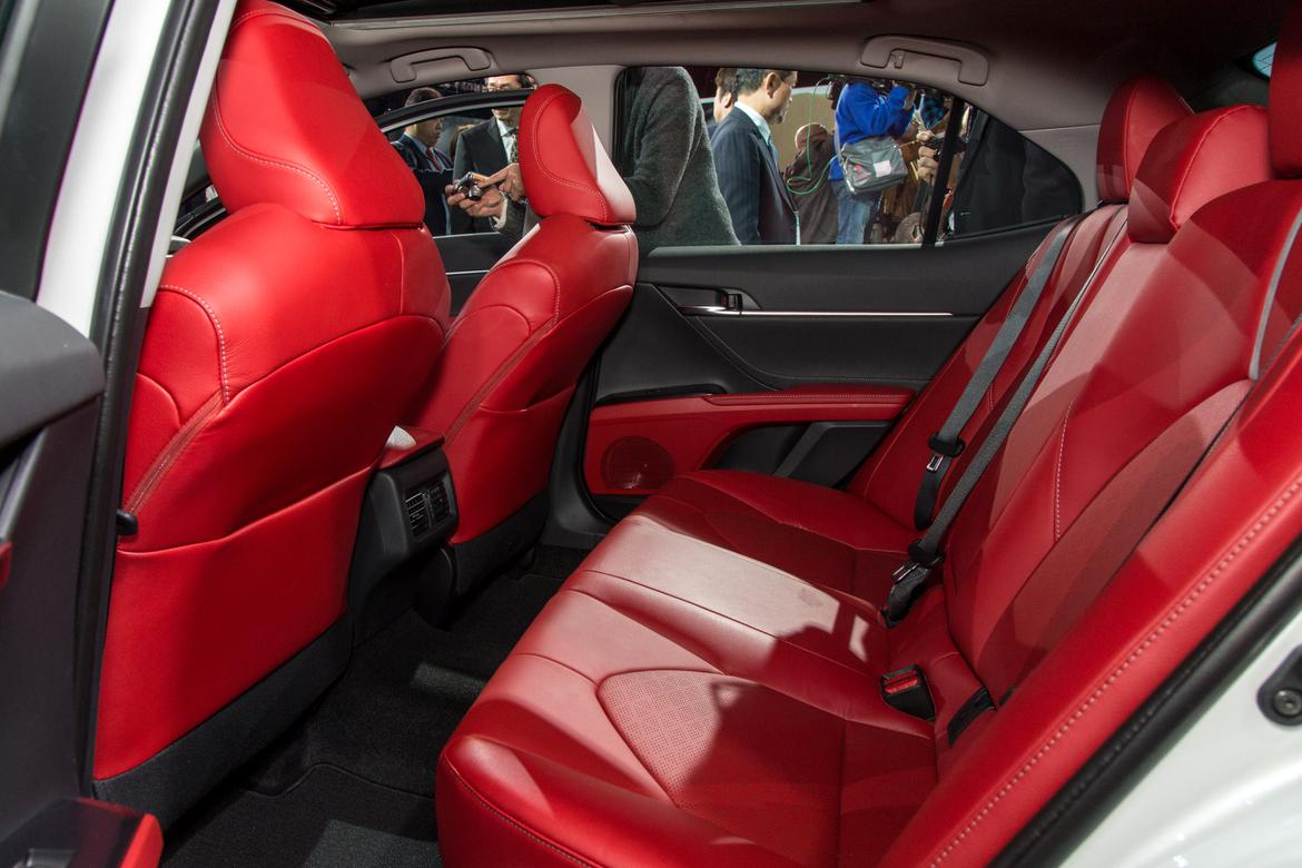 2019 Toyota Camry Midsize Car  Peace of Mind Standard
