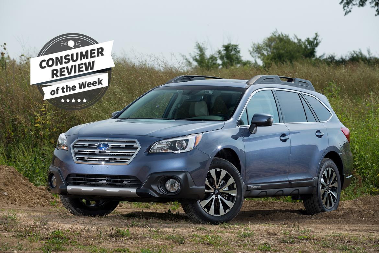 Consumer review of the week 2017 subaru outback news cars com