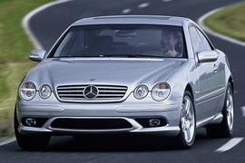2005 Mercedes-Benz CL500
