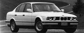1990 BMW 535