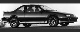 1990 Chevrolet Beretta