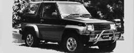 1990 Daihatsu Rocky