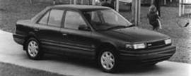 1990 Mazda Protege