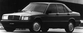 1990 Mercedes-Benz 190