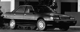 1990 Mitsubishi Sigma