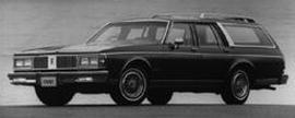 1990 Oldsmobile Custom Cruiser