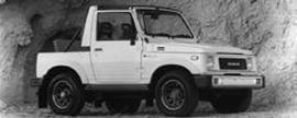 1990 Suzuki Samurai