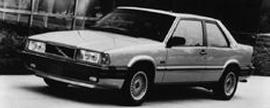 1990 Volvo 780