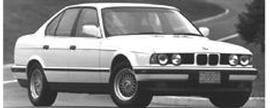 1991 BMW 535