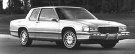 1991 Cadillac DeVille