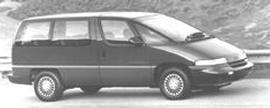 1991 Chevrolet Lumina APV
