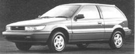 1991 Dodge Colt