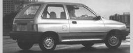 1991 Ford Festiva