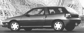 1991 Geo Storm
