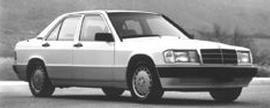 1991 Mercedes-Benz 190