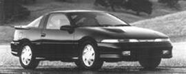 1991 Mitsubishi Eclipse