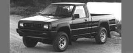 1991 Mitsubishi Pickup