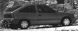 1991 Pontiac LeMans