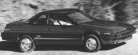 1991 Subaru XT