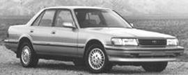 1991 Toyota Cressida