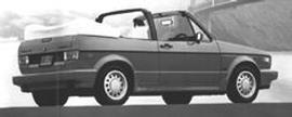 1991 Volkswagen Cabriolet