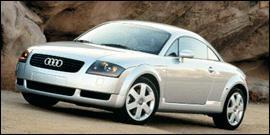 2000 Audi TT
