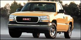 2001 GMC Sierra 1500HD