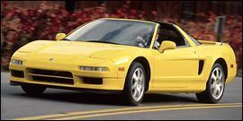 2001 Acura NSX-T