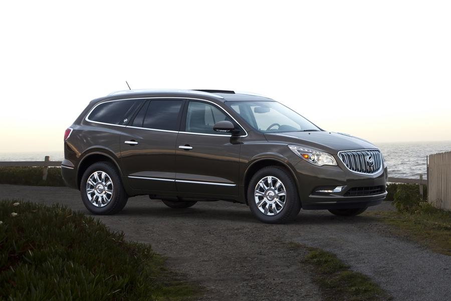 2014 buick enclave reviews specs and prices. Black Bedroom Furniture Sets. Home Design Ideas