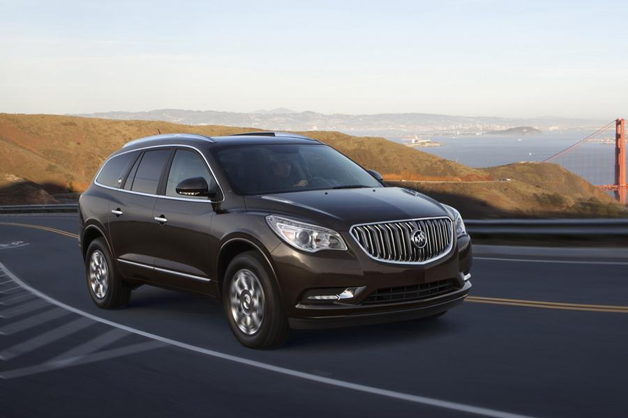 2014 buick enclave reviews specs and prices. Cars Review. Best American Auto & Cars Review