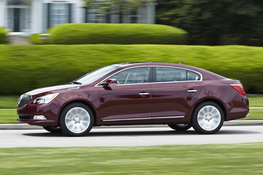 2014 buick lacrosse reviews specs and prices. Cars Review. Best American Auto & Cars Review