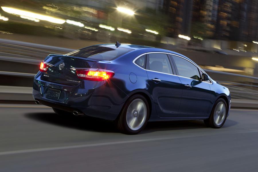 2014 Buick Verano Reviews Specs And Prices Cars Com