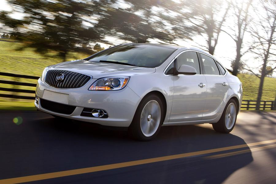 2014 Buick Verano Reviews Specs And Prices Cars Com