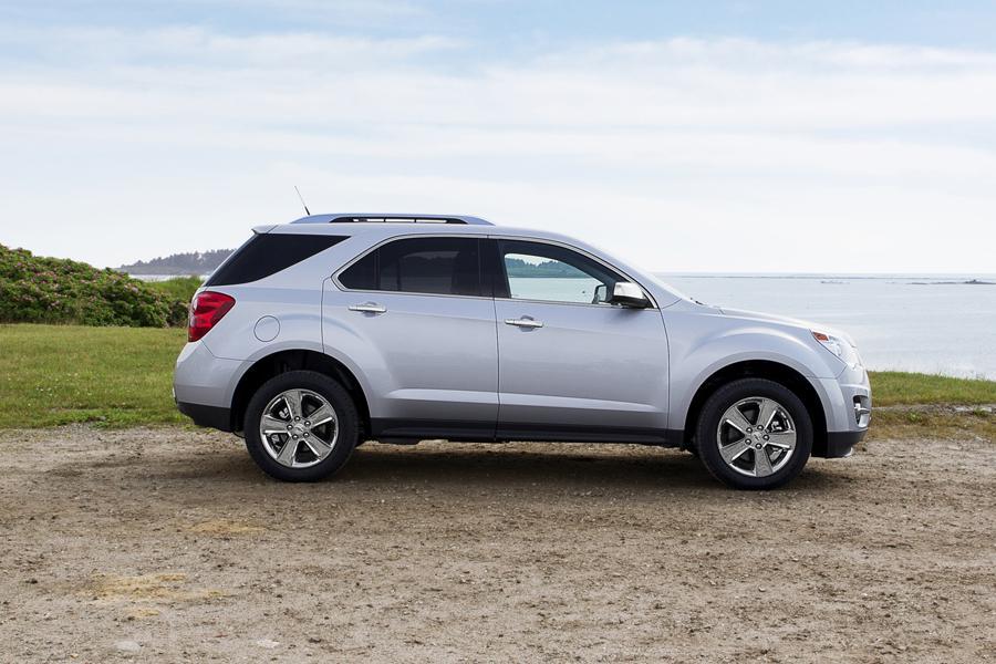 2014 Chevrolet Equinox Reviews Specs And Prices Cars Com