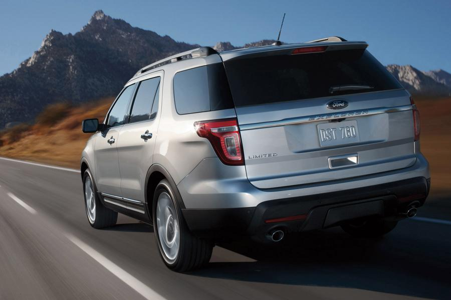 2014 ford explorer reviews specs and prices. Cars Review. Best American Auto & Cars Review