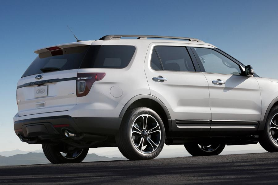 2014 ford explorer reviews specs and prices. Black Bedroom Furniture Sets. Home Design Ideas