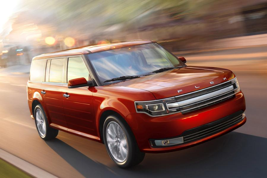 2014 Ford Flex Reviews Specs And Prices Cars Com