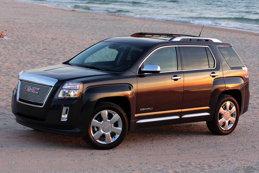 2014 Gmc Terrain Reviews Specs And Prices Cars Com