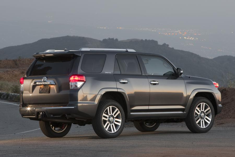 2012 Toyota 4runner Reviews Specs And Prices Cars Com
