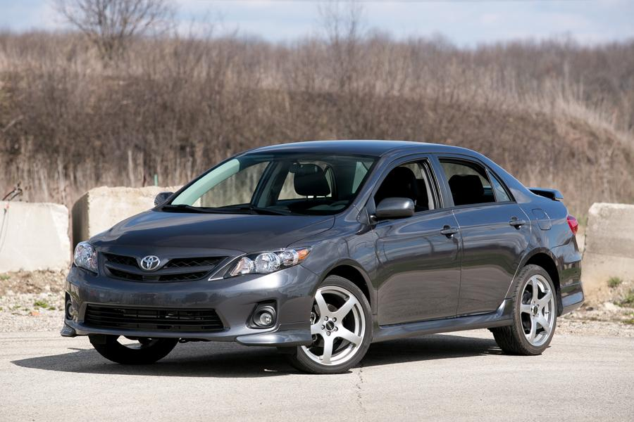 2013 Toyota Corolla Reviews Specs And Prices Cars Com