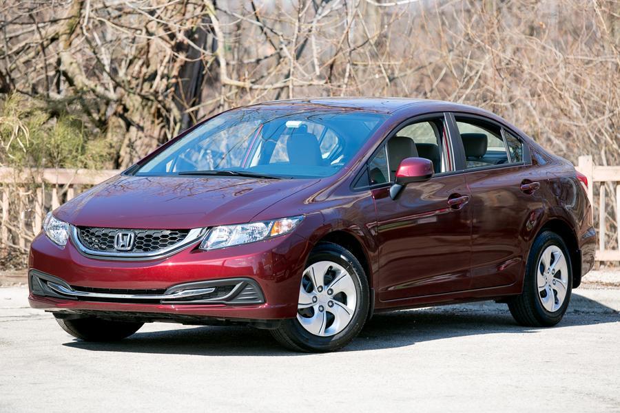 2013 Honda Civic Reviews Specs And Prices Cars Com