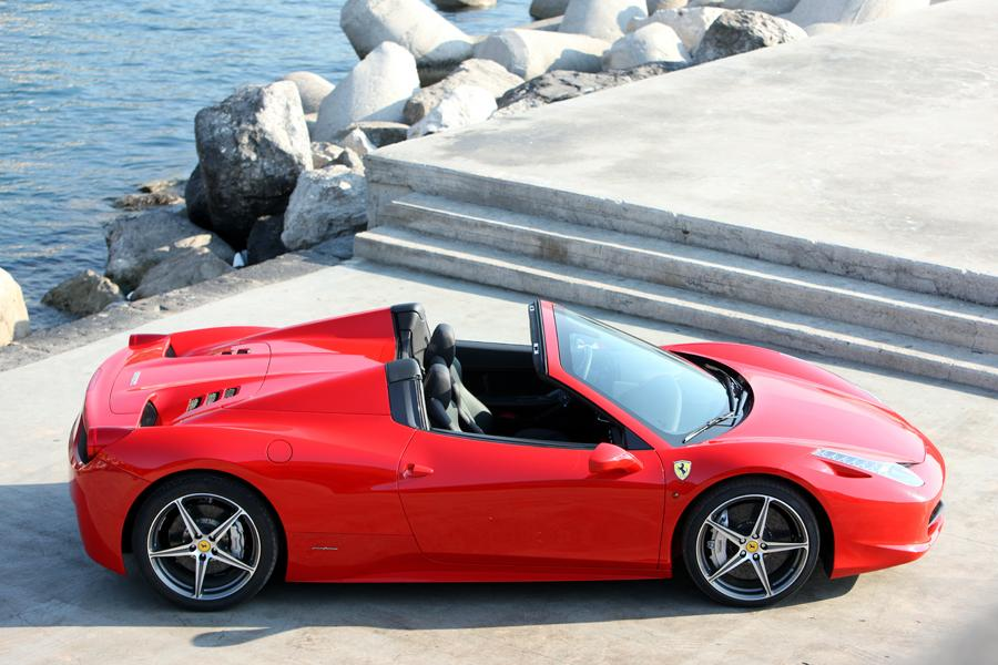 2013 ferrari 458 spider reviews specs and prices. Black Bedroom Furniture Sets. Home Design Ideas