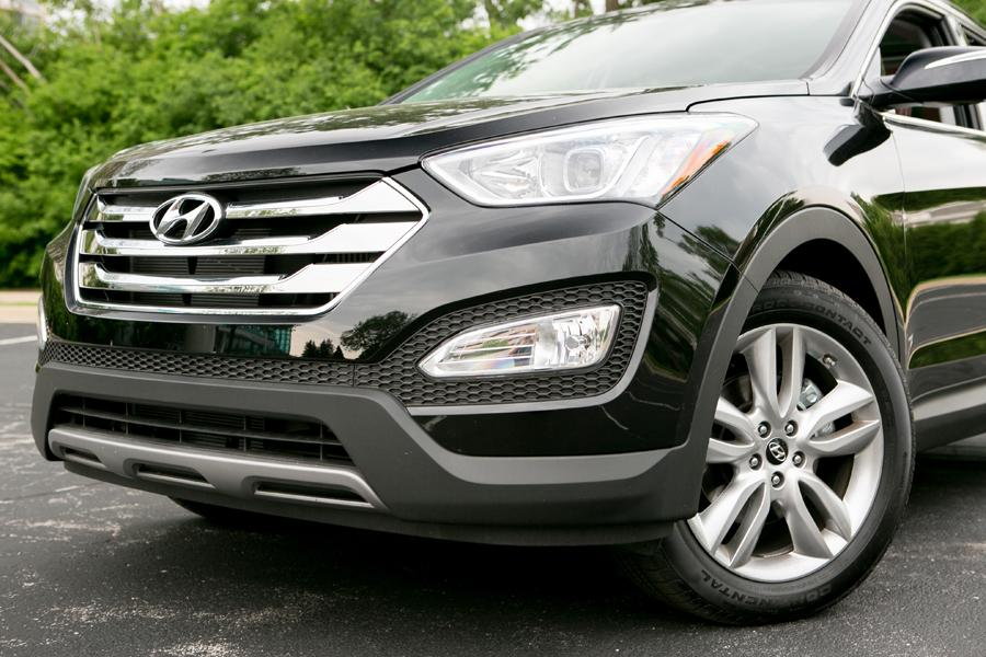 2013 hyundai santa fe reviews specs and prices. Black Bedroom Furniture Sets. Home Design Ideas