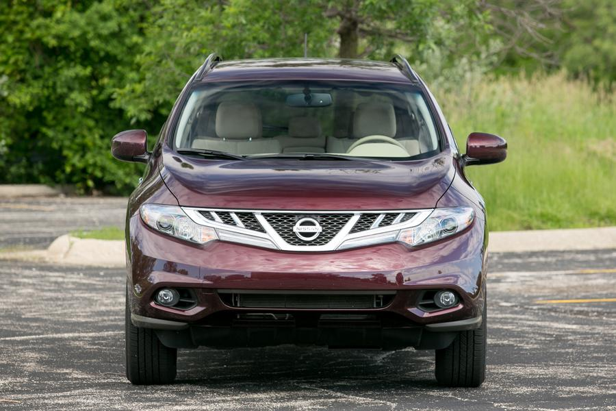 2013 Nissan Murano Reviews Specs And Prices Cars Com