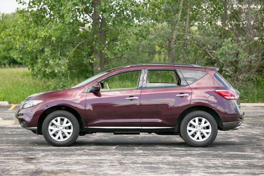 2013 nissan murano reviews specs and prices. Black Bedroom Furniture Sets. Home Design Ideas