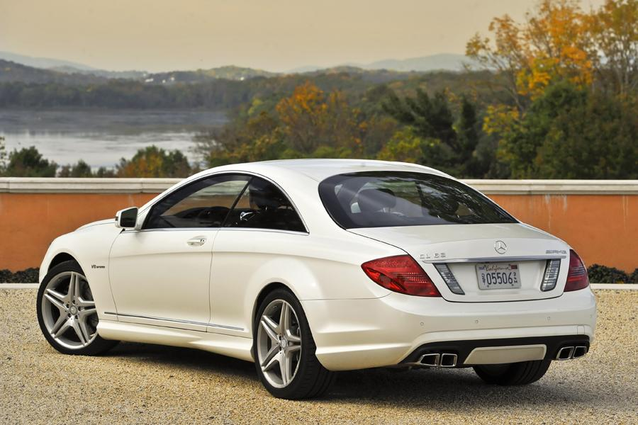 Mercedes benz cl class reviews specs and prices for Prices of mercedes benz cars