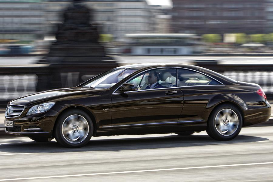 2014 mercedes benz cl class reviews specs and prices for Mercedes benz cl600 price