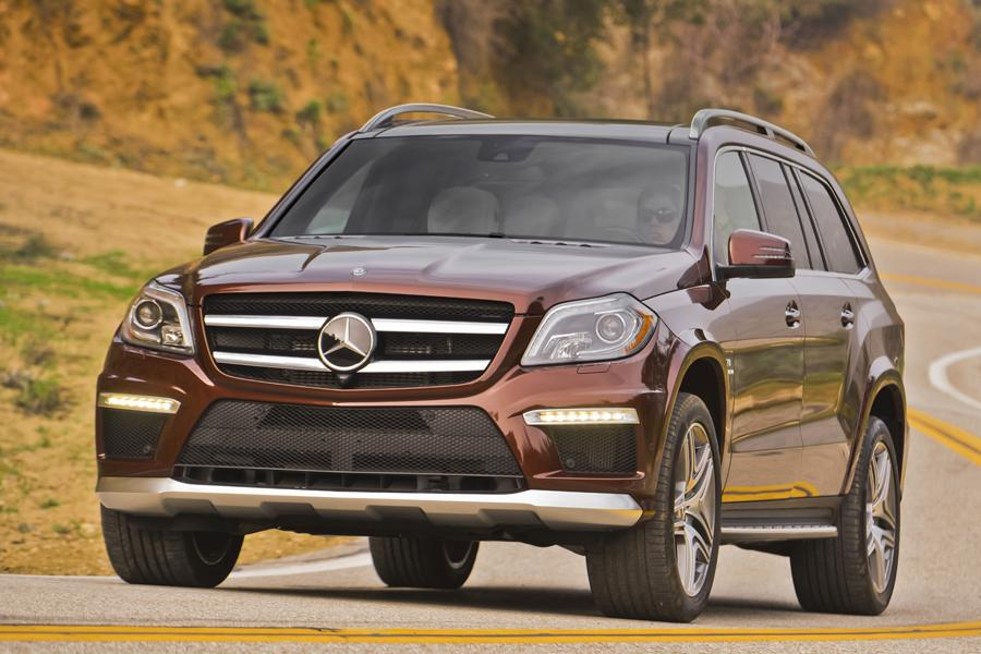 2014 mercedes benz gl class reviews specs and prices for Mercedes benz gl 450 price